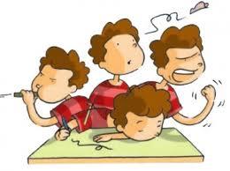 Troubles de l'attention et/ou une hyperactivité chez les enfants